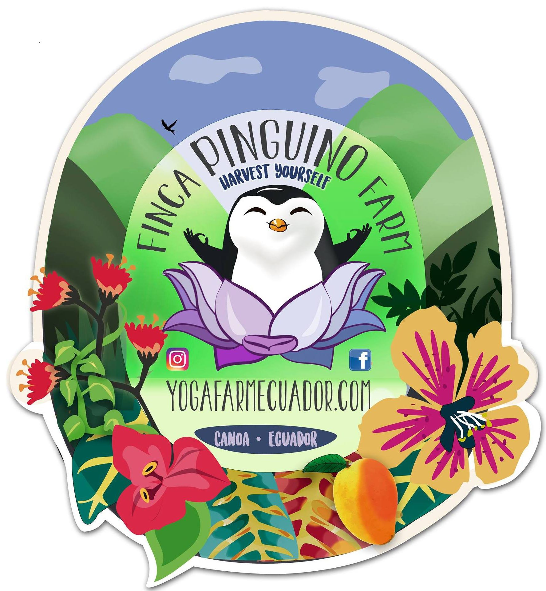 Welcome to Finca Pinguino Farm!